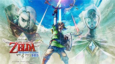 塞尔达传说天空之剑HD中文版下载