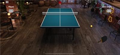 虚拟乒乓球游戏下载真人对战
