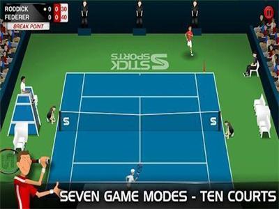 Stick Tennis安卓