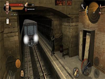 地铁生存僵尸猎人中文版