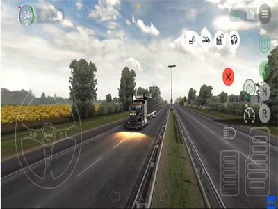 环球卡车模拟安卓版